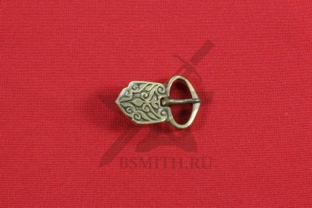 Пряжка, Русь, 10-11 века