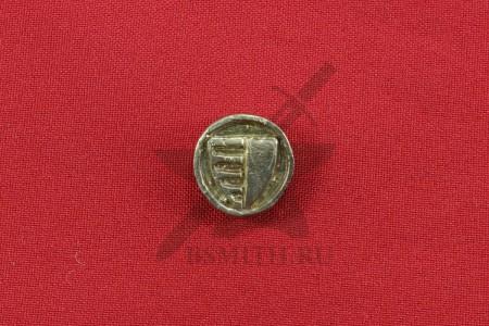 Пуговица гербовая со щитом