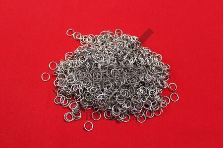 Кольца для кольчуги 1.4 х 8мм (1000 штук)