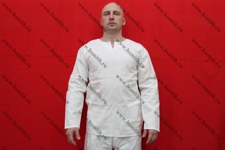 Камиза (нательная рубаха), бязь