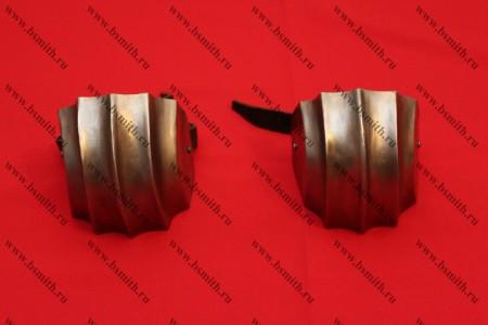 Налокотники с ребрами, фото 1