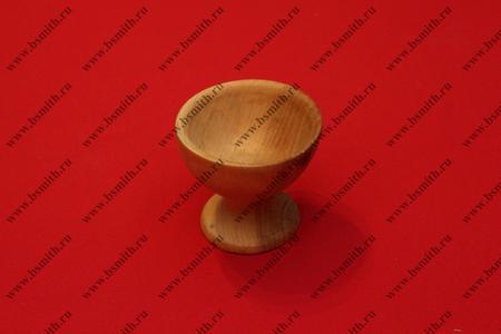 Кубок деревянный вываренный, фото 1