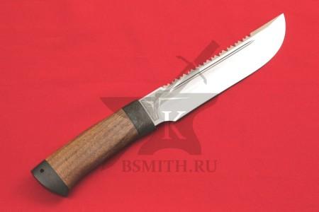 """Нож """"Робинзон-1"""" (большой), рукоять дерево"""
