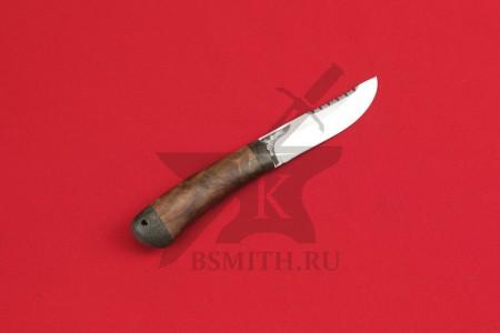 """Нож """"Робинзон-2"""" (малый), рукоять орех"""