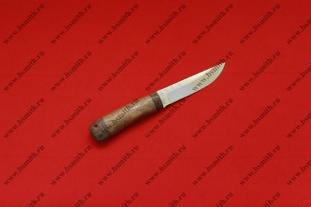"""Нож """"Шашлычный малый"""", рукоять дерево, фото 1"""