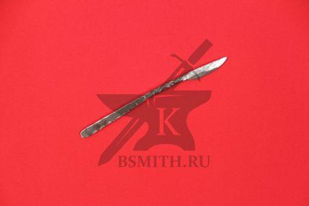 Нож средневековый столовый