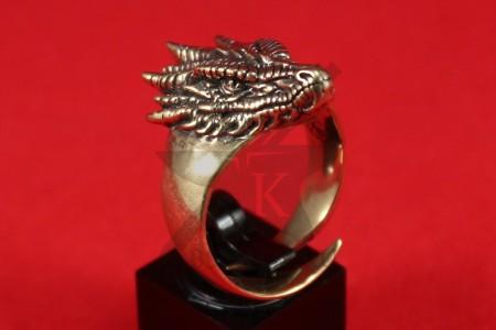 "Кольцо ""Голова дракона"", вариант 2"