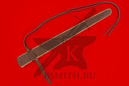 Ножны кожаные одноручные