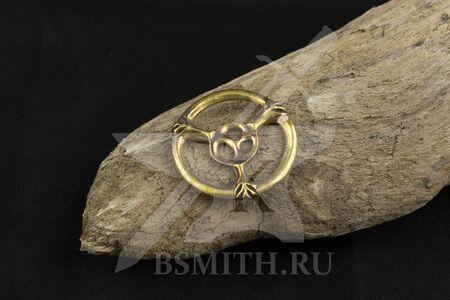Разделительное кольцо, Готланд, 9-11 века