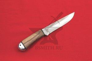 Нож Лиса, рукоять наборная кожа