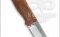 Нож Шмель, рукоять орех, фото