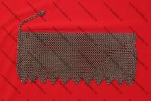 Бармица прямая с фестонами, 1.4х7 мм, фото 1