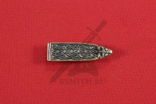 Хвостовик для ремня, Готланд, 10-11 века
