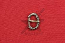 Пряжка, Бирка (франки), 9-10 века, литье, бронза, фото 1