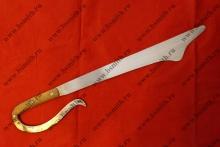 Эрзац фальшион с деревянной ручкой, фото 1