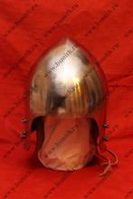 Бацинет открытый, авентайл, подбородочные ремни, фото 1