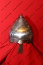 Шлем Тип 2 по Кирпичникову. Восточная Европа, Западная Сибирь, 8-12 века, фото 1