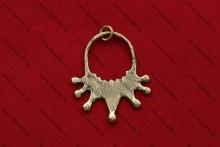 Височное кольцо семилучевое, Радимичи