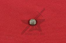 Пуговица литая, Скандинавия, Русь, 10-13 века, фото 1