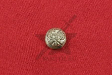 Пуговица с Российским гербом 1730 года, фото 1