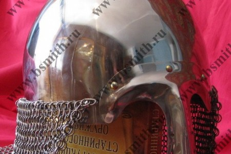 Шлем Типа 4 по типологии Кирпичникова, из Киева, фото 1