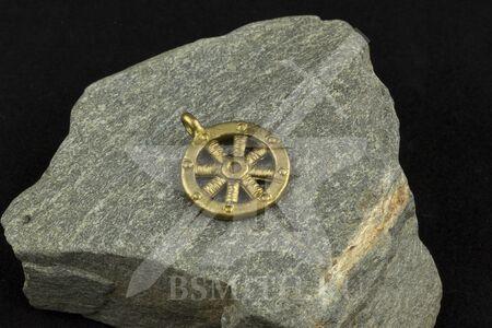 Подвеска коловрат (солярный символ), фото 1