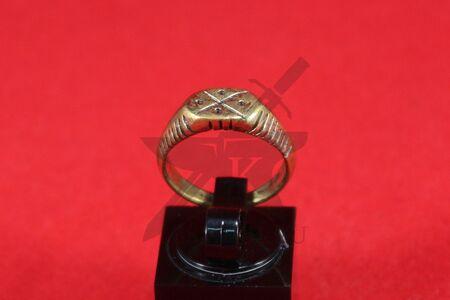 Кольцо, славяне, 9-12 века, фото 1