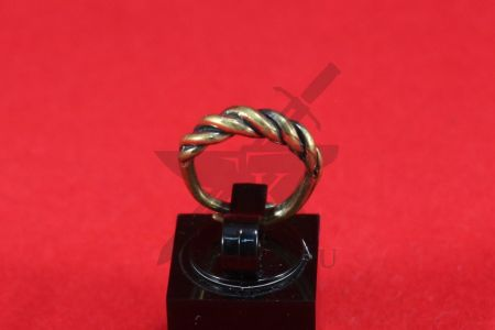 Кольцо витое, Новгород, 8-11 века, фото 1