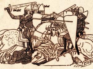 Миниатюра 12 века
