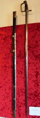 Кончар из музея Zaglebia в замке Bedzin